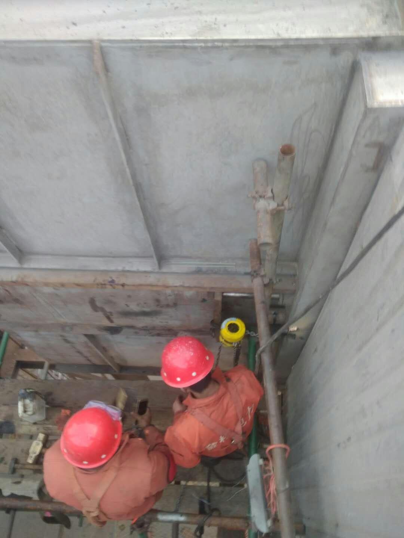 在线检修锅炉烟道隔绝门